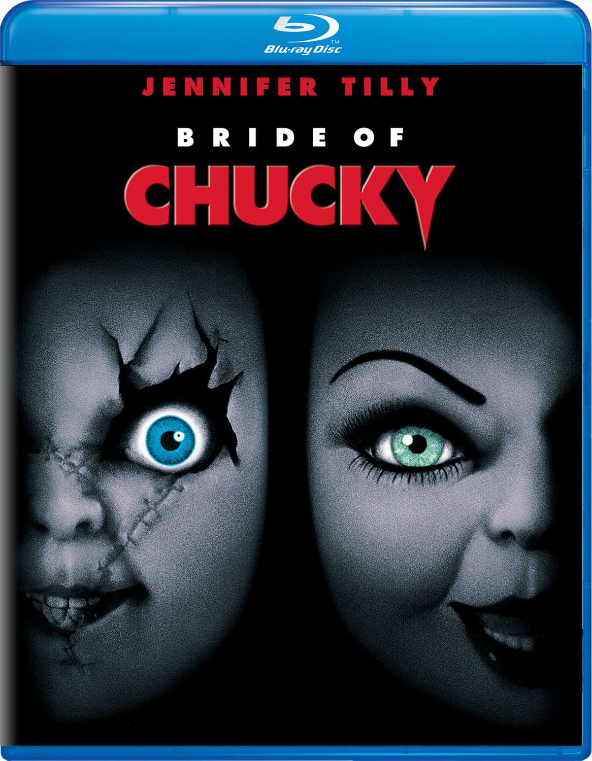 Blu-ray : Bride Of Chucky (Blu-ray)