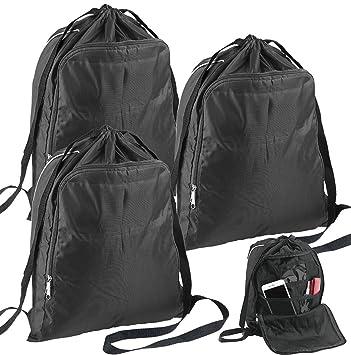 afe641b0f8e1 SEMPTEC Urban Survival Technology Set of 3 2 in 1 Gym Bag Backpack Rucksack  Organiser Compartment