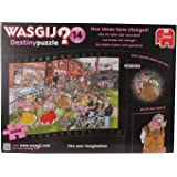 Wasgij Destiny How Times Have Changed Jigsaw Puzzle
