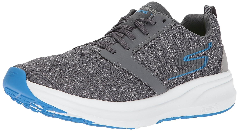 gris (Charcoal bleu) Skechers 55200, Chaussures de Fitness Homme 47 EU
