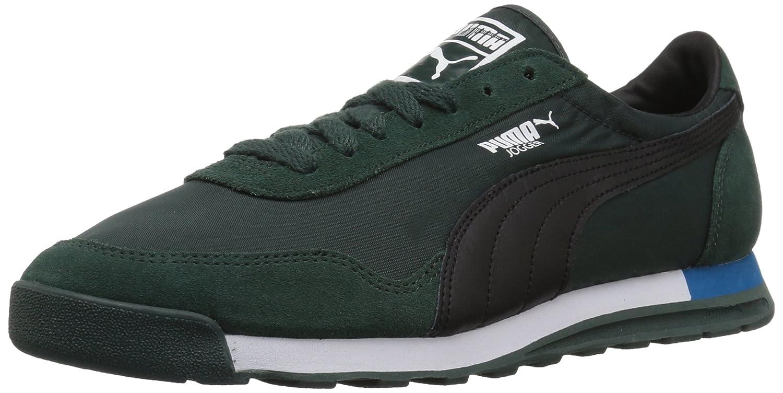 PUMA Men s Jogger OG Sneaker Black White 11.5 M US