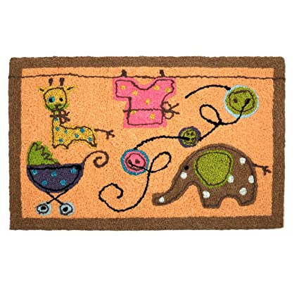 Amazon Com Hihome Handmade Children S Rugs For Girls Room Play Rugs