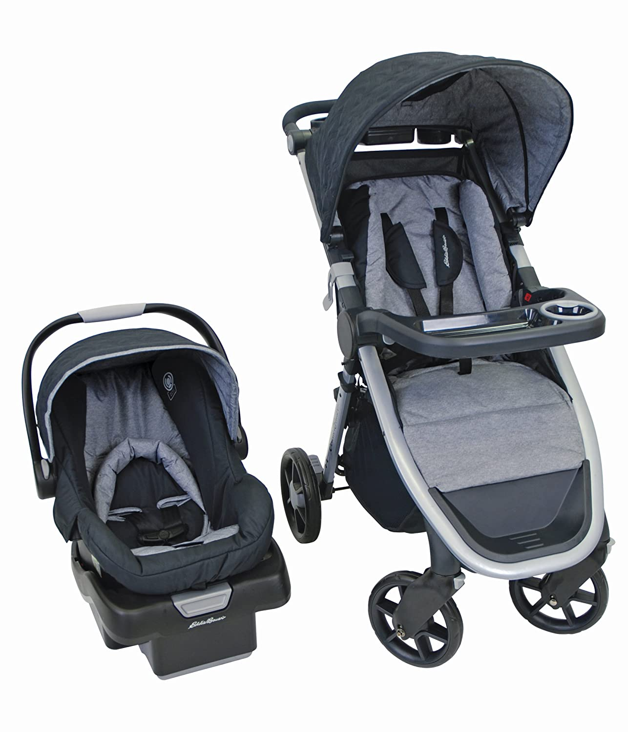 Eddie Bauer 01331CNGB Alpine 4 Travel System - Night Blue Dorel Juvenile