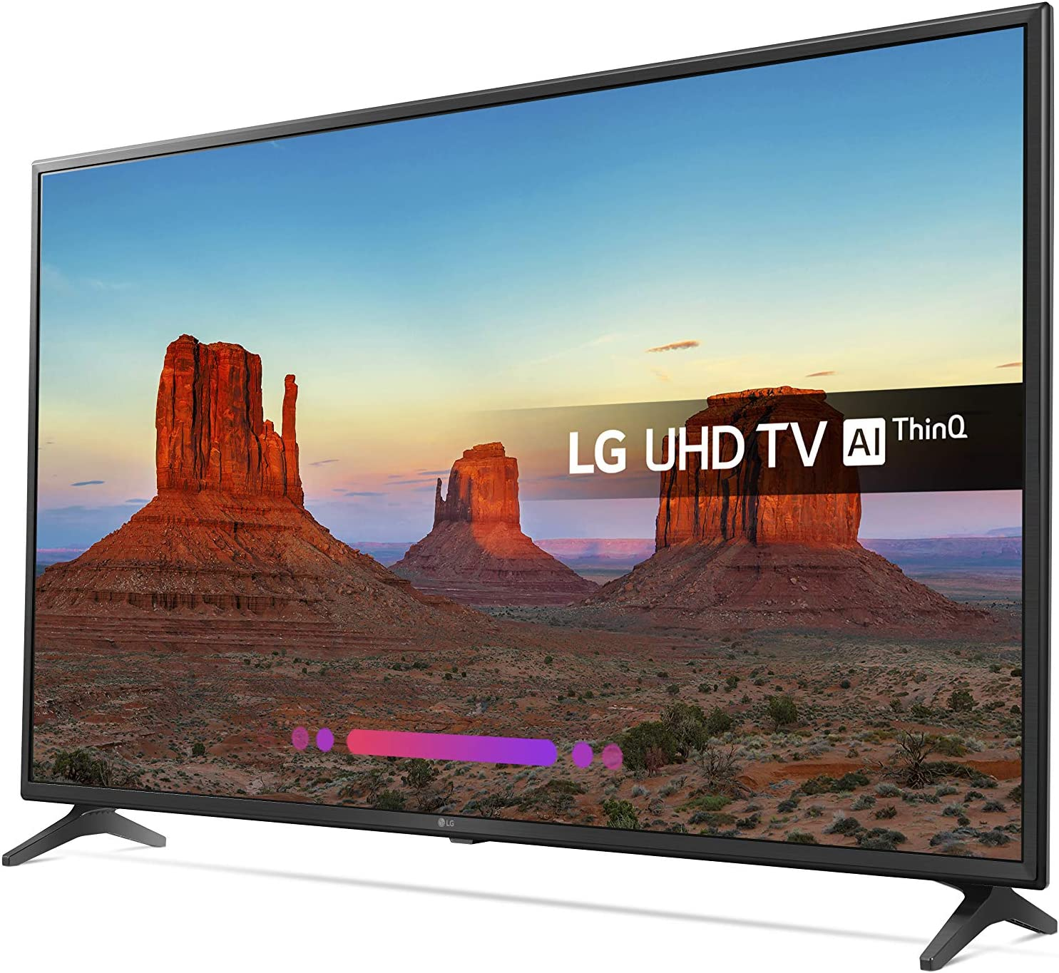 Tv Lg Led 55uk6200pla 55inch 139,70 Cms Uhd 4k Smart Tv Wifi ...