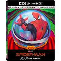 Spider-Man: Far From Home  - Mysterio Limited Steelbook Edition