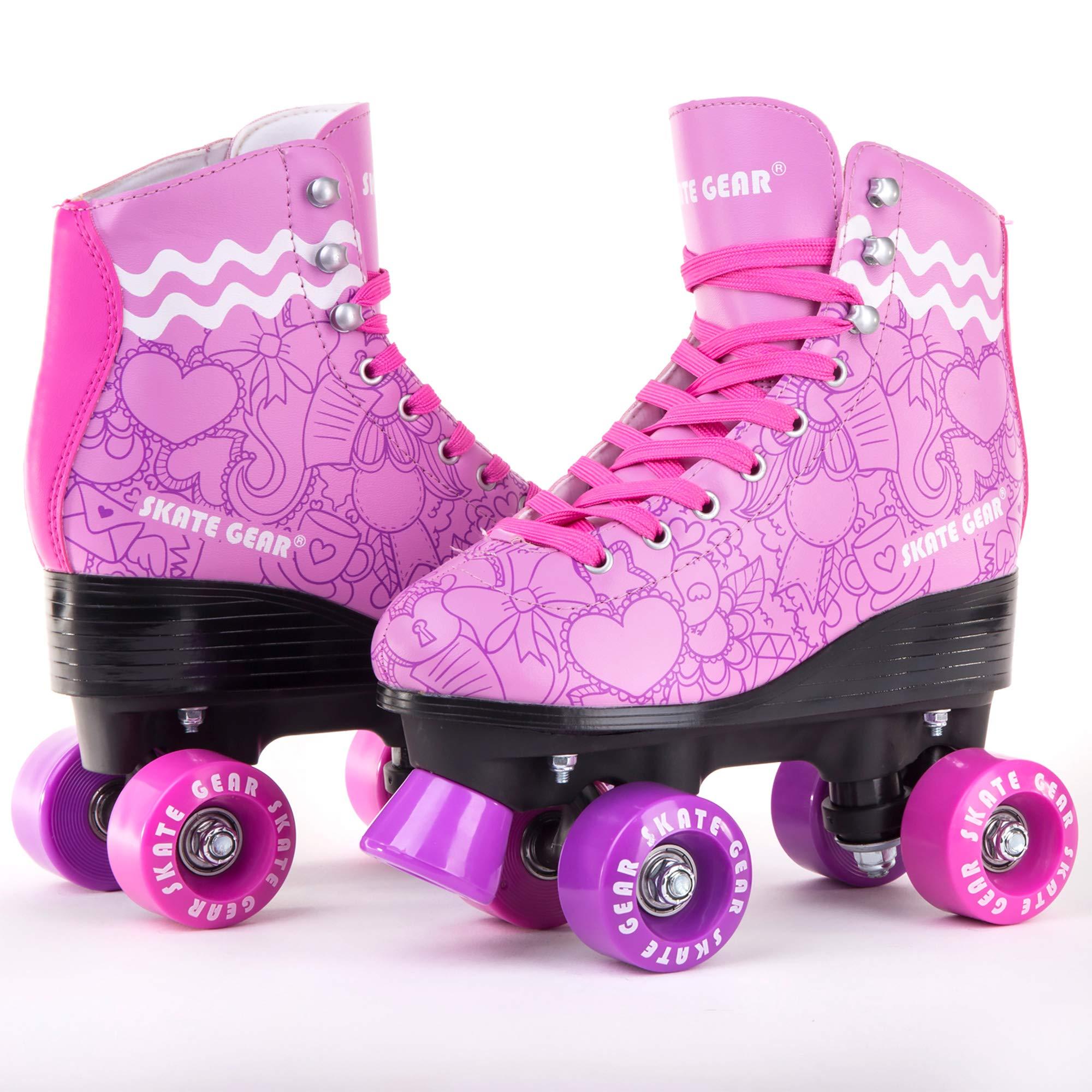 Cal 7 Roller Skates for Indoor & Outdoor