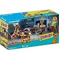 PLAYMOBIL Scooby-DOO! 70363 Cena con Shaggy, A Partir de 5 Años