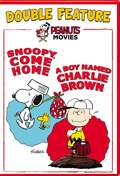 Top 9 Snoopy Come Home Blu Ray
