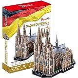"Rompecabezas 3D de la CubicFun ""Catedral de Colonia - Colonia"""