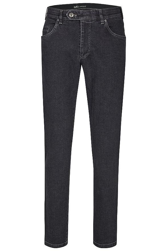 aubi: Perfect Fit Herren Jeans High Flex Swing Pocket Kurzleib: Amazon.de:  Bekleidung