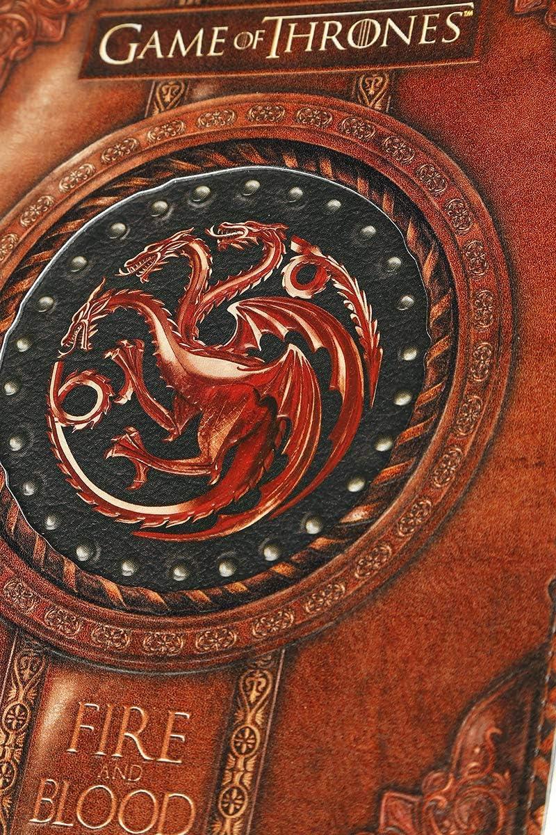 Game Of Thrones Juego de Tronos Fuego y Sangre Peque�o Diario: Amazon.es: Hogar