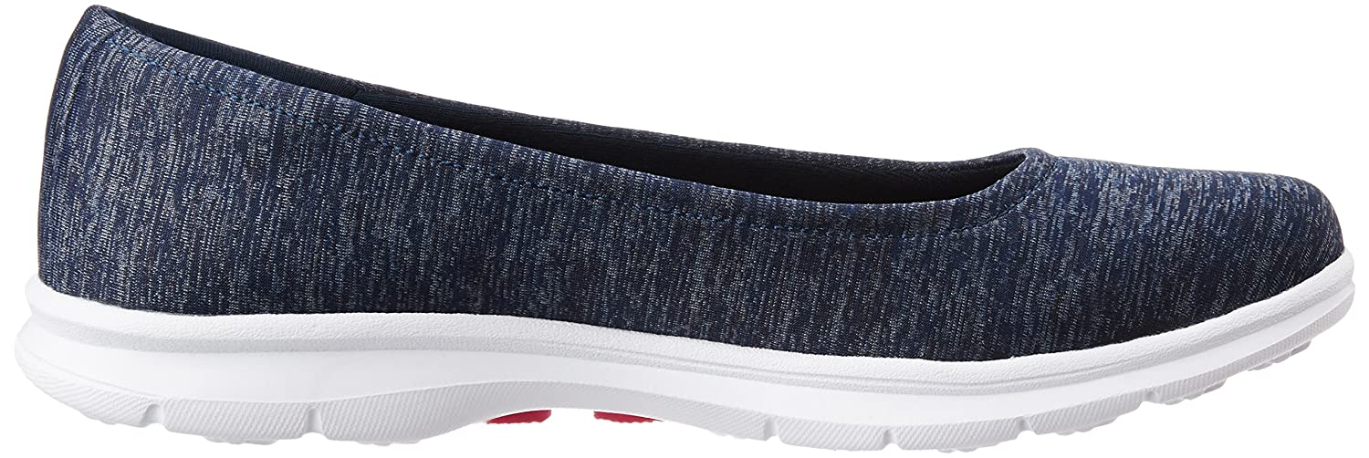 Skechers Performance Women's Go Step Challenge Walking Shoe B011SIFCVY 7 B(M) US|Navy/White