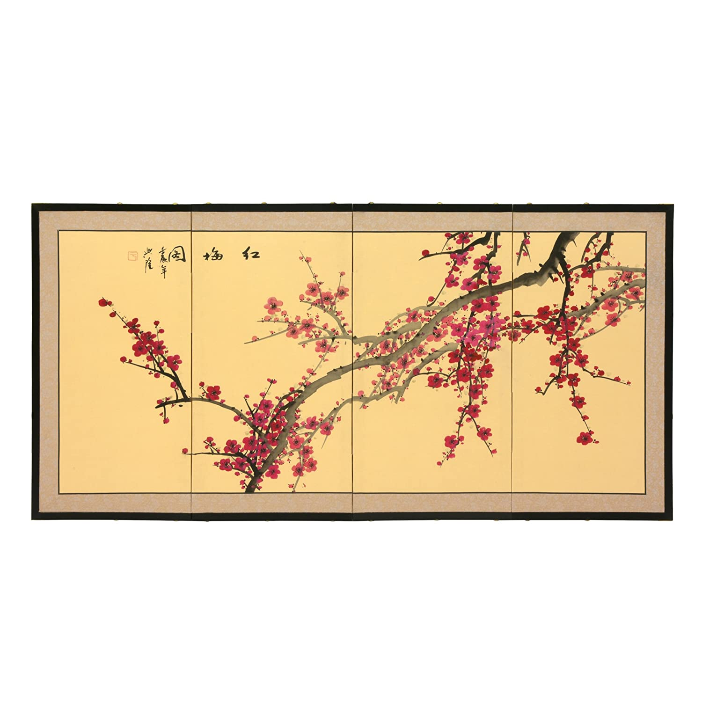 Amazon.com: Oriental Furniture Plum Blossom - 24\