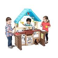 Simplay3 Garden View Kids Play Kitchen
