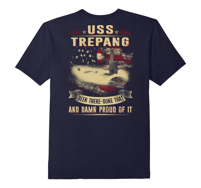Mens Trepang SSN 674 T shirt Large-Tovacu