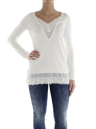 90e65c0e63e0 Guess Pull Femme Speranza Scuffy - Taille - M  Amazon.fr  Vêtements ...