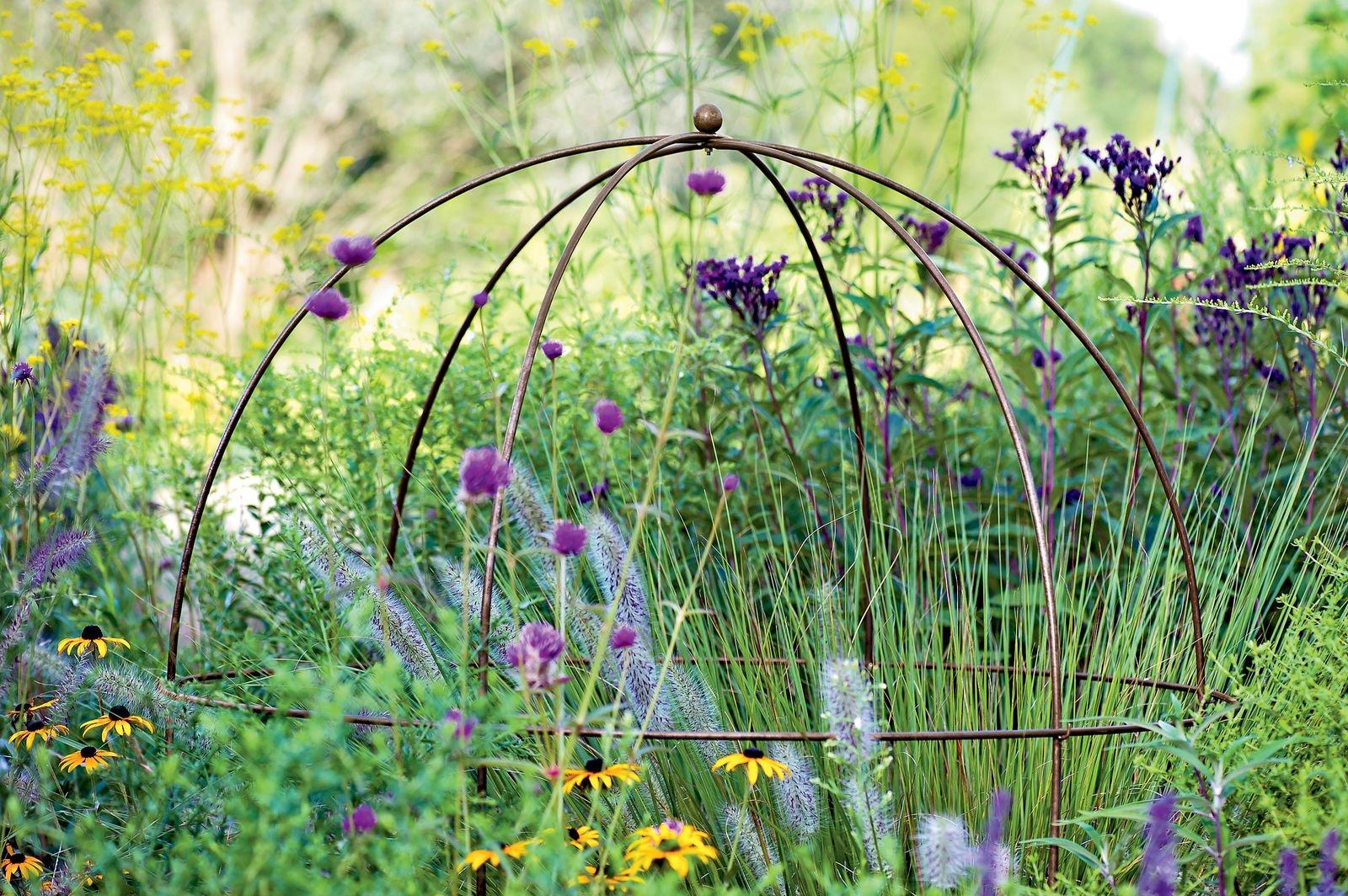 Gardener's Supply Company Jardin Bird Cage Support, 36