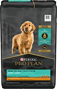 Purina Pro Plan Puppy Chicken & Rice Dry Dog Food (Packaging May Vary)