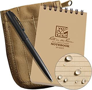 product image for Notebook Kit, 50 Sheets, Tan Cover, 20lb