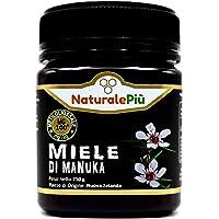 Miel de Manuka 100+ MGO 250g. Producida en Nueva Zelanda, activa y cruda, 100% pura y natural. Metilglioxial Probado por…