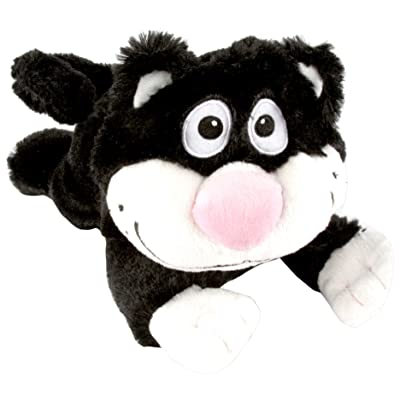 Chuckle Buddies Cat Electronic Plush: Toys & Games
