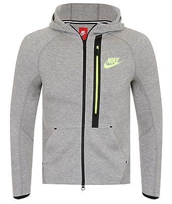 9c1433e2eca1 Amazon.com  Nike Kids Boys Tech Fleece FZ Hoodie (Little Big Kids ...