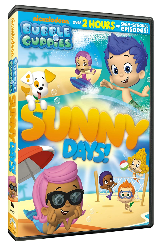 amazon com bubble guppies sunny days bubble guppies movies u0026 tv
