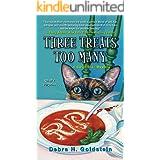 Three Treats Too Many (A Sarah Blair Mystery Book 3)