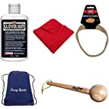 Rawlings and Covey Sports Baseball/Softball Glove Break in Kit Bundle