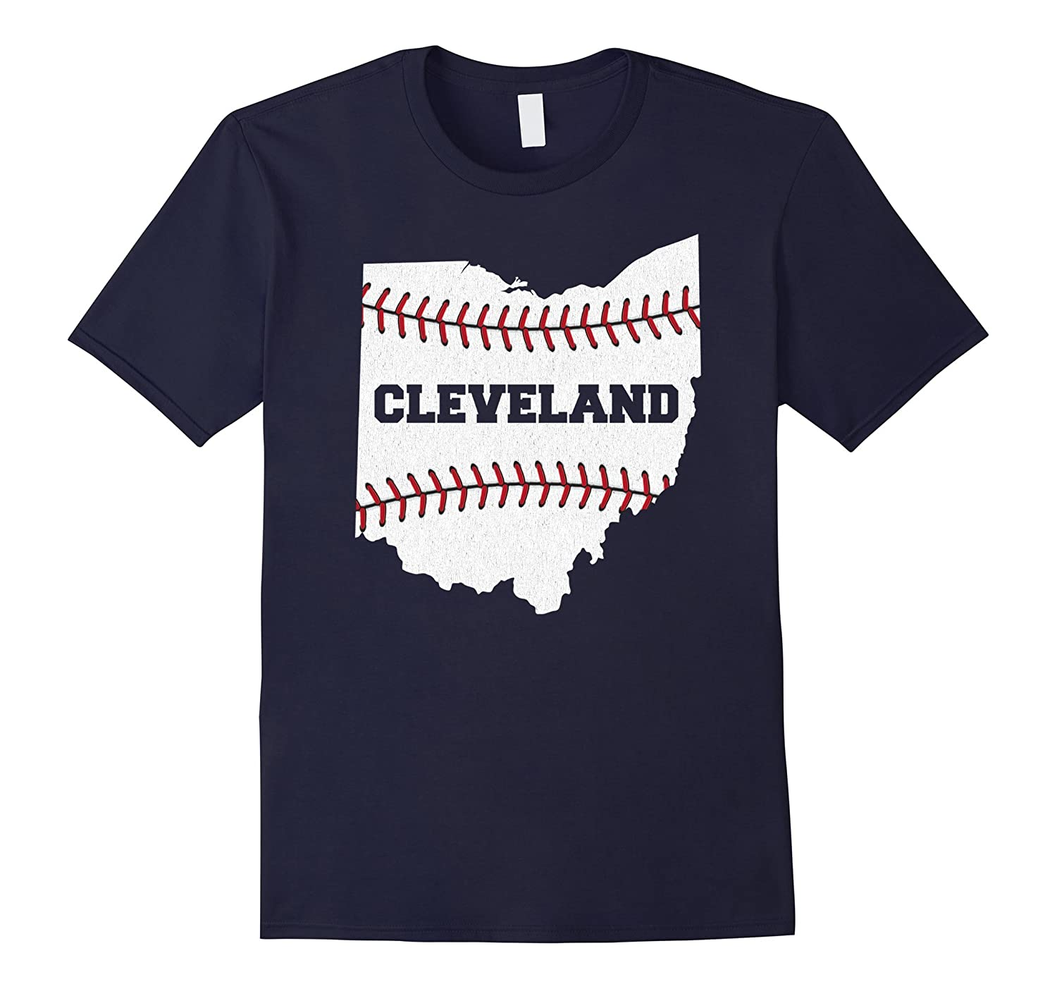 216 Cleveland Ohio Baseball T Shirt Men Women Boys Girls-FL