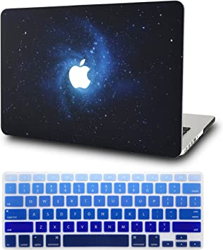 2018 MacBook Pro 13 15 Case Plastic Hard Shell Cover for model A1989 w//Touch Bar