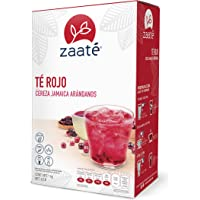 Zaaté - Té Rojo - Tisana Cereza Arándanos Jamaica