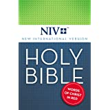 NIV, Holy Bible, Red Letter