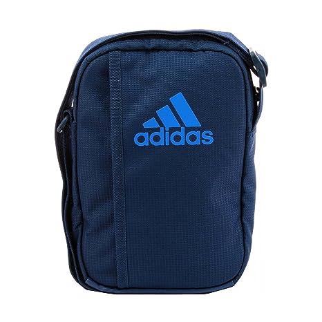 3ee54d53f0 Adidas - Borsa A Tracolla Uomo, Colore Blu, Taglia M: Amazon.it ...