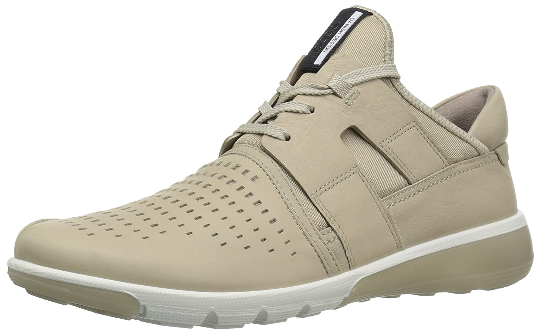 ECCO Women's Intrinsic 2 Fashion Sneaker B01M28PLM5 36 EU / 5-5.5 US|Oyester/Oyester