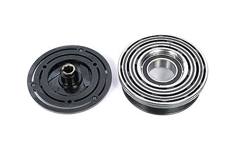 ACDelco 96408442 gm Original Equipment aire acondicionado Compresor Kit de embrague con embrague y bobina