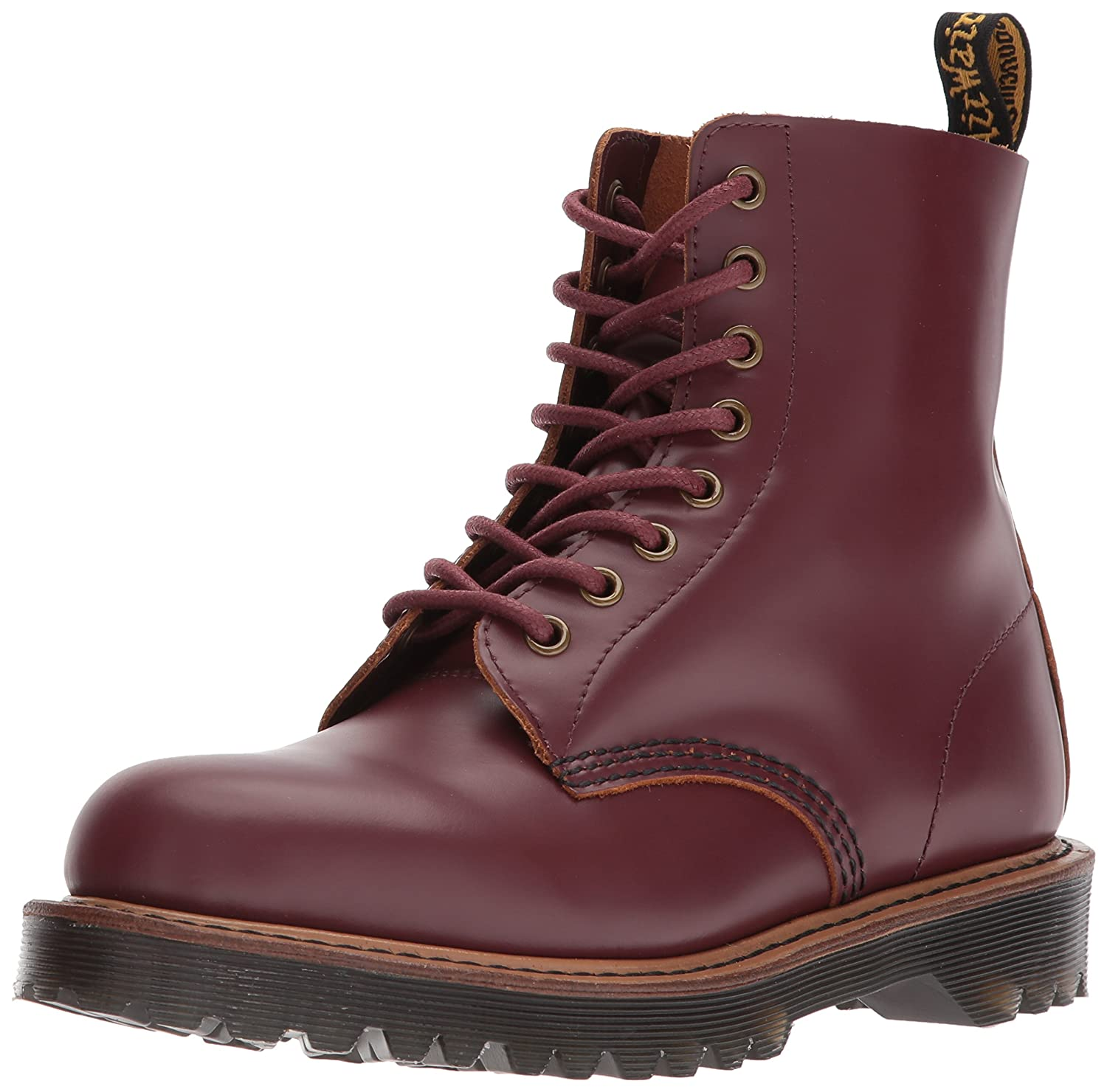 Dr. Martens Women's Pascal II Fashion Boot B01N6LSI2L 5 Medium UK (7 US)|Oxblood Vintage Smooth