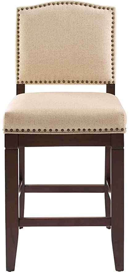 Amazoncom Crosley Furniture Cf521926ma Ol Bryson Counter Stool 27