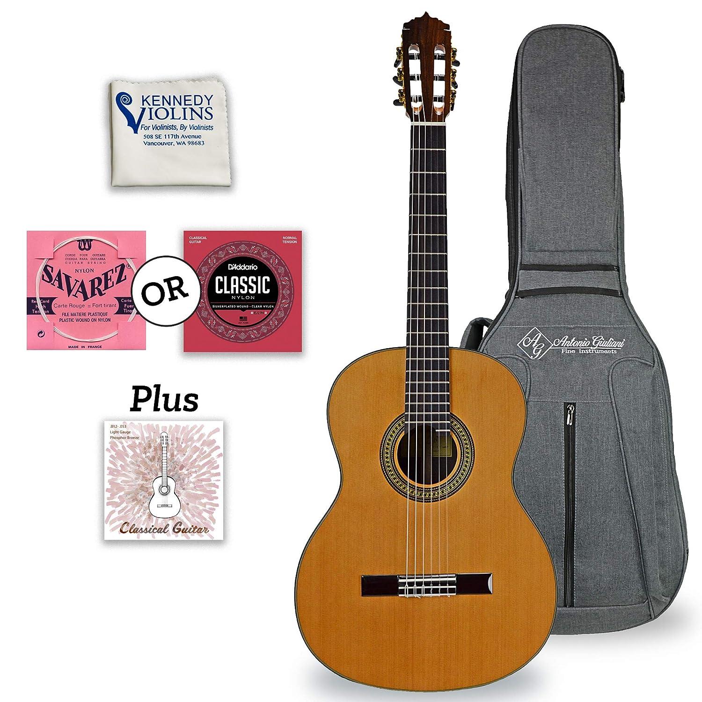 Antonio Giuliani CL-6 Clearance Rosewood guitarra clásica AG720 ...