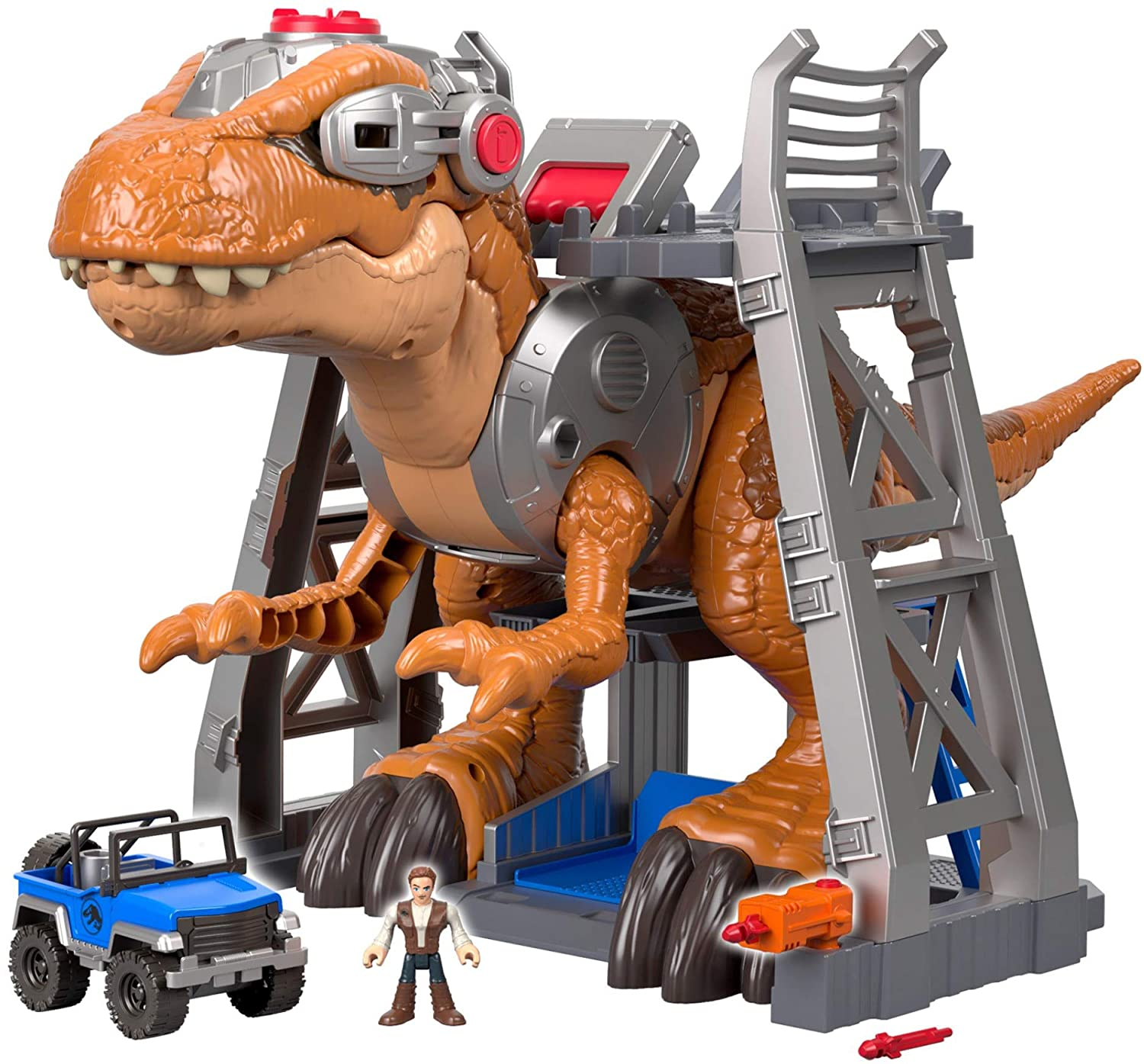 Fisher Price - Imaginext - Jurassic World Rex Mattel FMX85