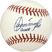 "$59 » Orlando Hernandez Autographed Official MLB Baseball New York Yankees""Duke"" #F91626 - PSA/DNA Certified"