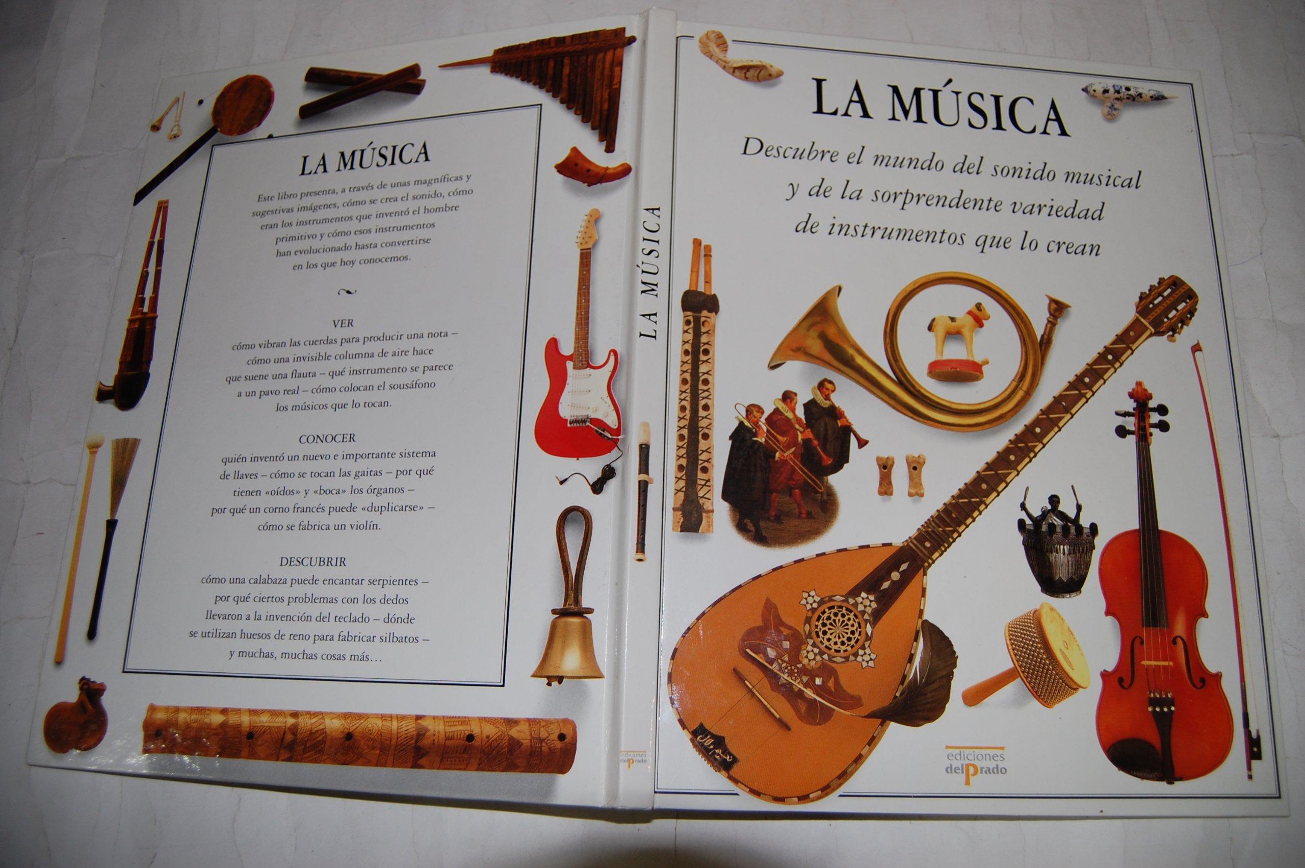 Introduccion a la musica con Pedro y el lobo / Introduction to the Music With Peter and the Wolf (Ediciones Del Prado) (Spanish Edition): Spitting Image, ...