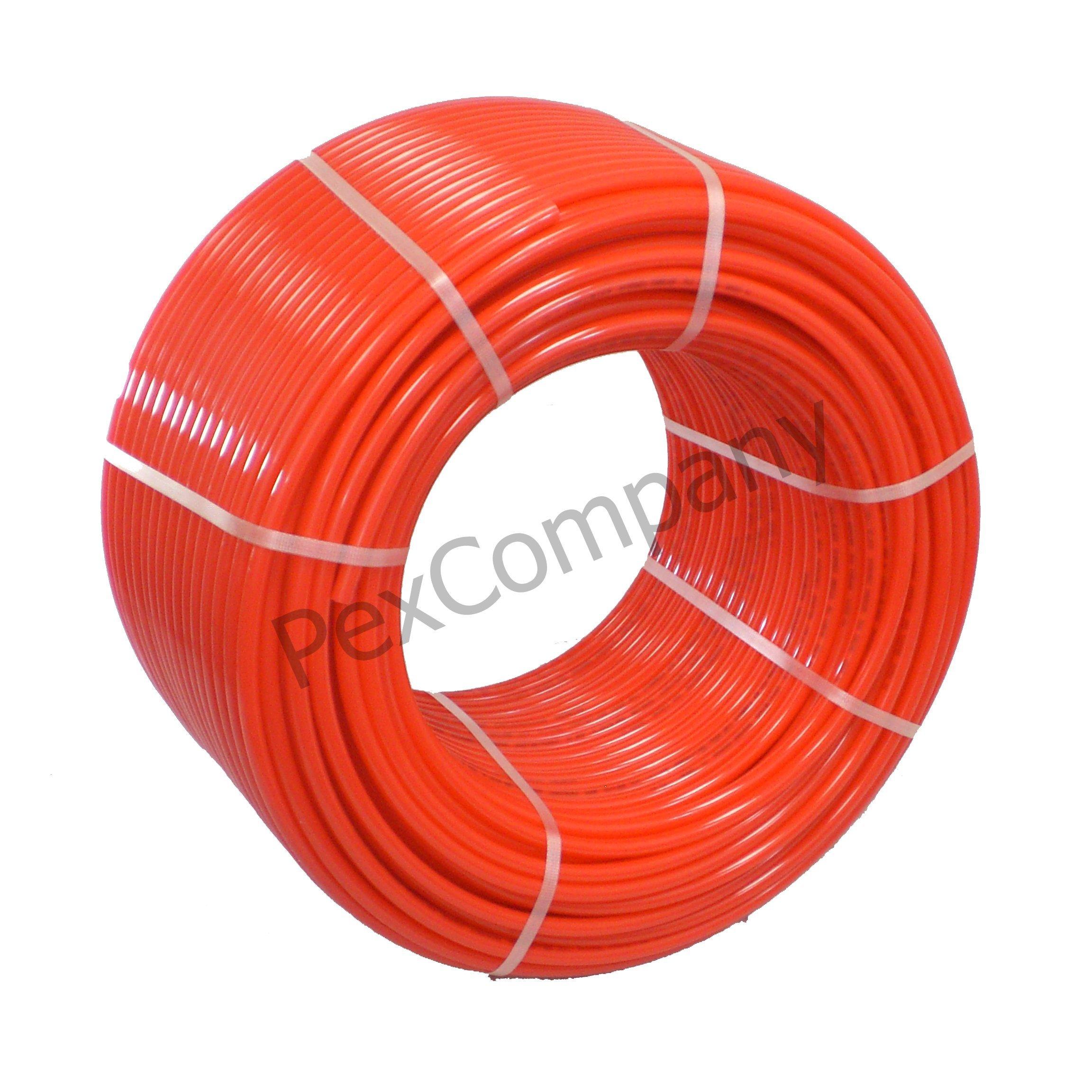 1/2 '' x 1000 ft PEX O2 Barrier Radiant Heat Tubing