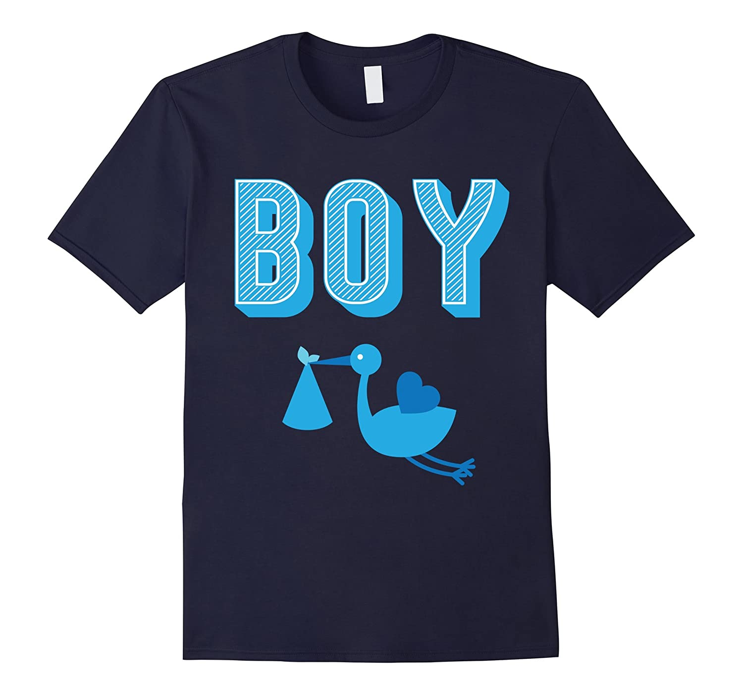 Baby Boy Gender Reveal Party Cute Blue Baby Shower Gifts-CD