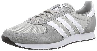 adidas Herren ZX Racer Sneakers Grau 43 EU