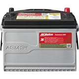 ACDelco 34AGM Professional AGM Automotive BCI Group 34 Battery