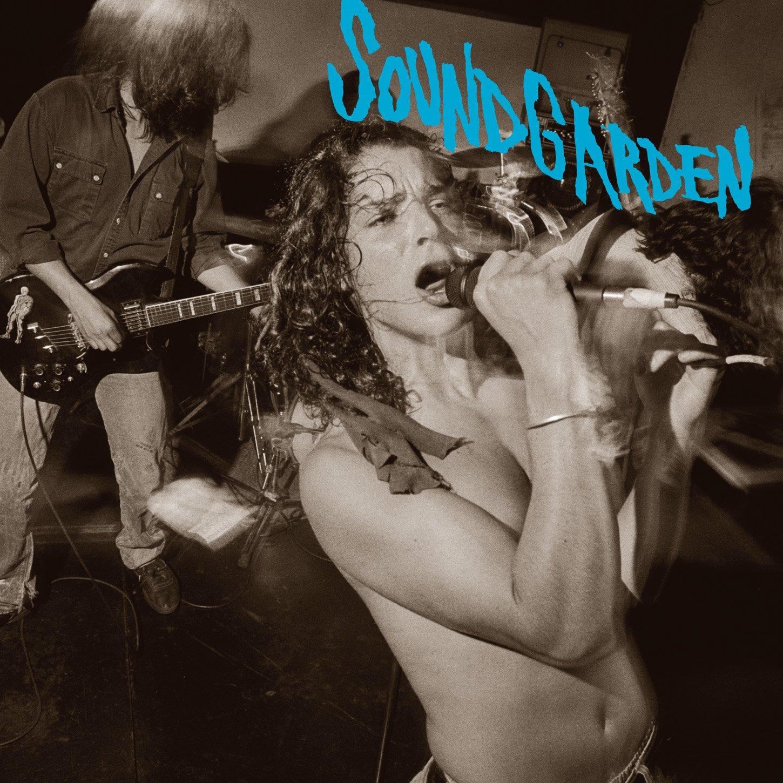CD : Soundgarden - Screaming Life/ Fopp (CD)