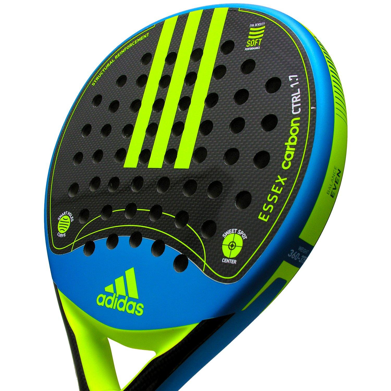 Pala de pádel Adidas Essex Carbon Control 1.7 Yellow: Amazon.es ...