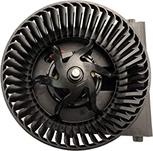 BOXI Heater Blower Motor for Audi TT 2000-2006 / Volkswagen Jetta 1999-2005 / New Beetle 1998-2010 / Golf GTI 2003-2005 1J1819021C