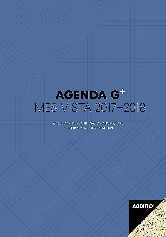 Additio G Plus - Agenda con anotaciones, en catalán: Amazon ...